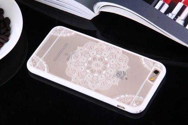 Henna Flower case for iPhone8 600x399 - Henna Flower - iPhone 6/6+/6S/6S+/7/7+