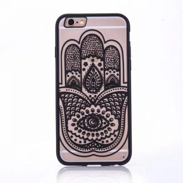 Henna Hand case for iPhone2 600x600 - Mandala Hand - iPhone 6/6+/6S/6S+/7/7+