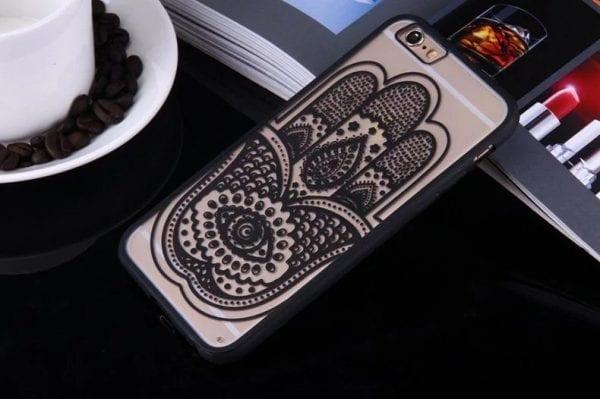 Henna Hand case for iPhone3 600x399 - Mandala Hand - iPhone 6/6+/6S/6S+/7/7+