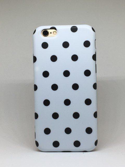 PokkaDot Case iPhone1 e1492453180851 - Polka Dot Case - iPhone 6/6+/6S/6S+/7/7+