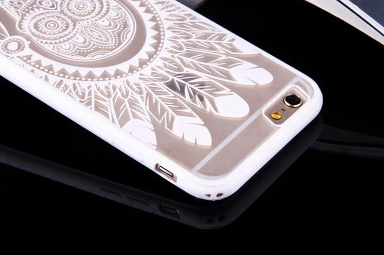 Skull case for iPhone6 - Skull - iPhone 6/6+/6S/6S+/7/7+