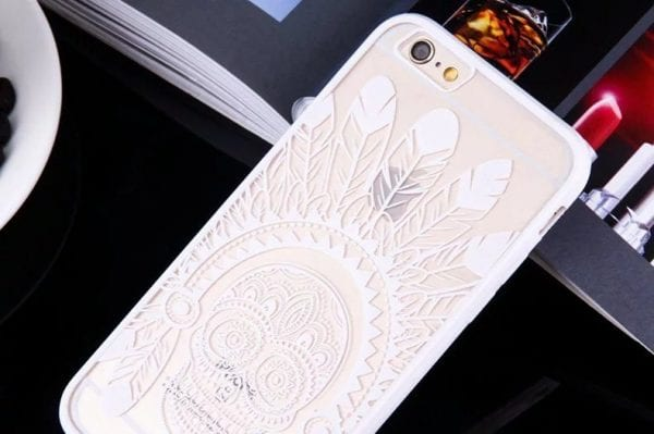 Skull case for iPhone8 600x399 - Skull - iPhone 6/6+/6S/6S+/7/7+