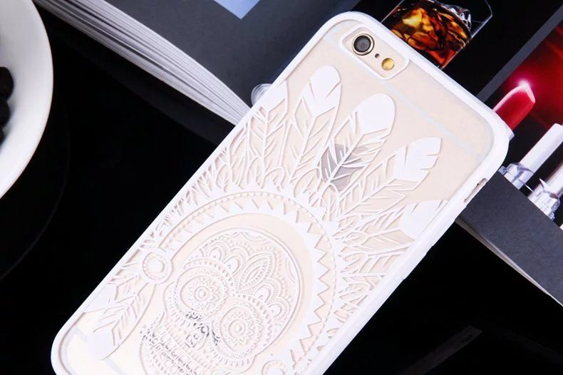Skull case for iPhone8 - Skull - iPhone 6/6+/6S/6S+/7/7+