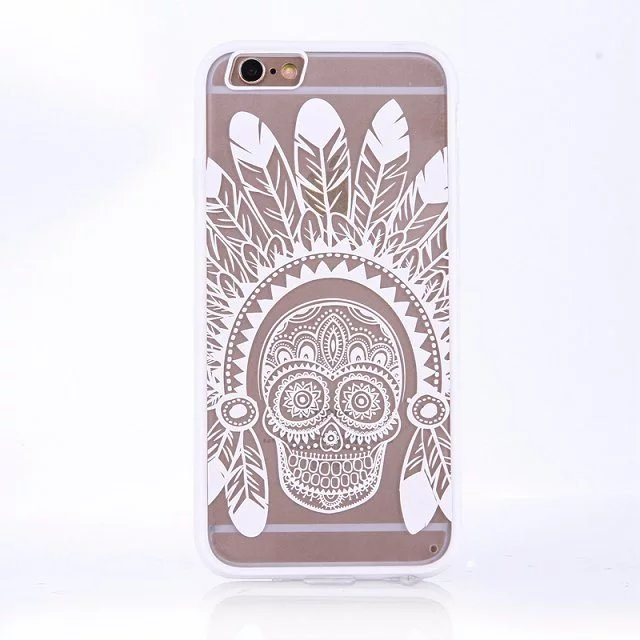 Skull case for iPhone9 - Skull - iPhone 6/6+/6S/6S+/7/7+
