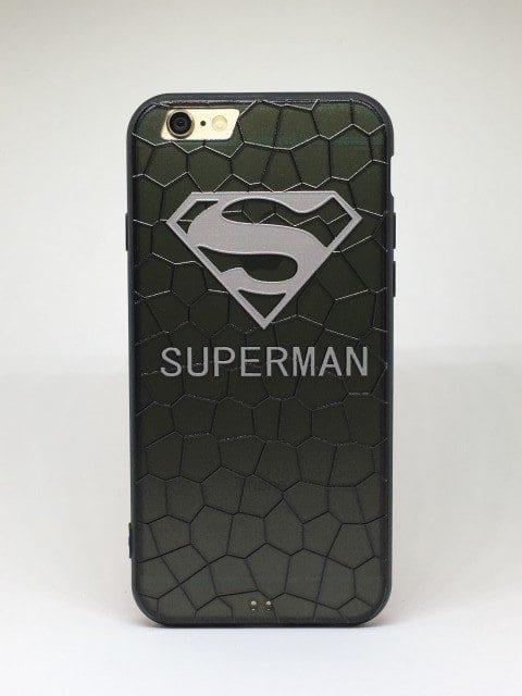 Superman Case iPhone4 e1492455085806 - Superman Case Dark - iPhone 6/6+/6S/6S+/7/7+