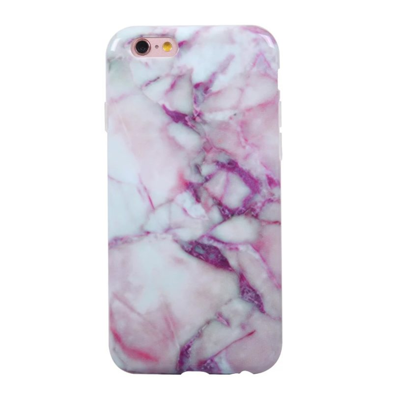 iPhone 7 Marble Soft Case3 - Marble - iPhone 6/6+/6S/6S+/7/7+