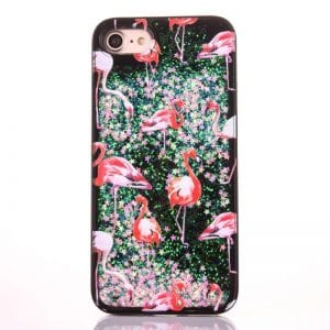 iPhone 7 Pink Flamingo Floating Stars4 300x300 - Flamingo Falling Stars - iPhone 6/6+/6S/6S+/7/7+