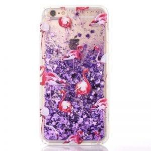 iPhone 7 Pink Flamingo Floating Stars6 300x300 - Flamingo Falling Stars - iPhone 6/6+/6S/6S+/7/7+