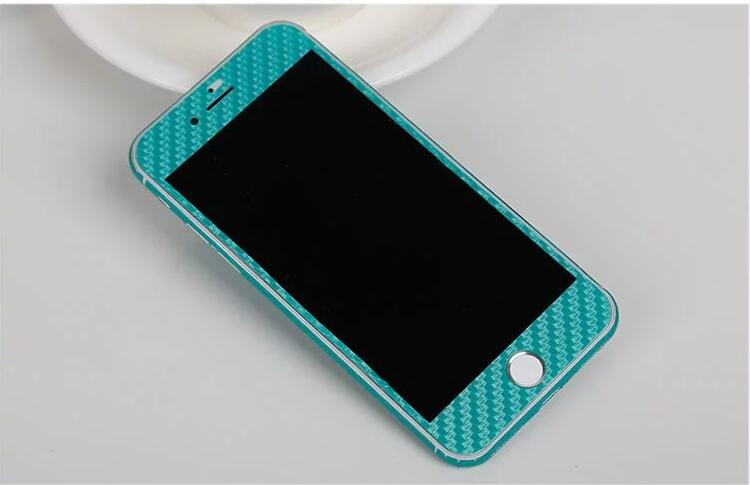 iPhone foil wrap Carbon TPS1 - Foil Wrap Carbon - iPhone 6/6+/6S/6S+/7/7+1