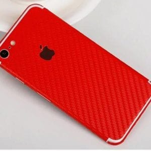 iPhone foil wrap Carbon TPS10 300x300 - Foil Wrap Carbon Red - iPhone 6/6+/6S/6S+/7/7+