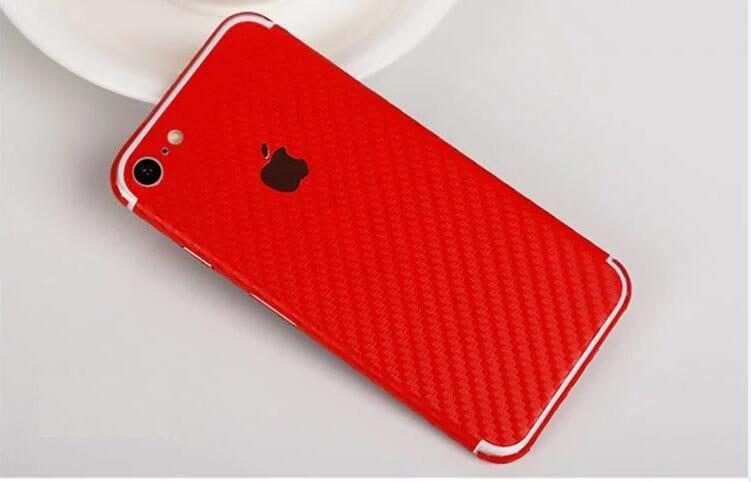 iPhone foil wrap Carbon TPS10 - Foil Wrap Carbon - iPhone 6/6+/6S/6S+/7/7+1