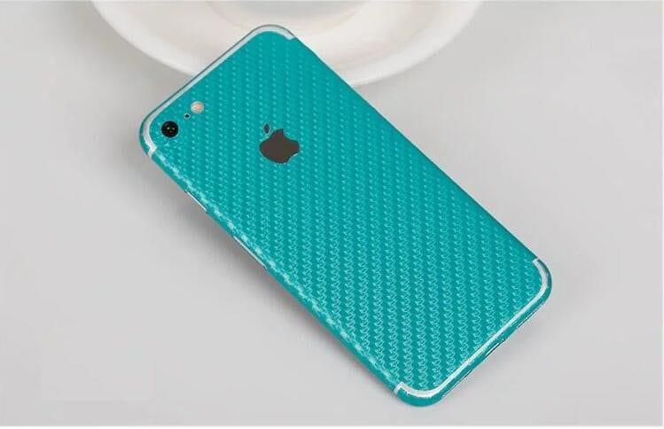 iPhone foil wrap Carbon TPS13 - Foil Wrap Carbon - iPhone 6/6+/6S/6S+/7/7+1