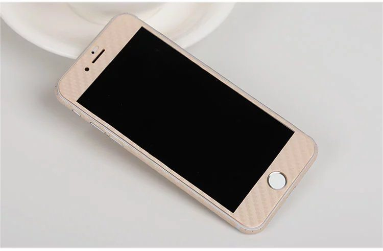 iPhone foil wrap Carbon TPS17 - Foil Wrap Carbon - iPhone 6/6+/6S/6S+/7/7+