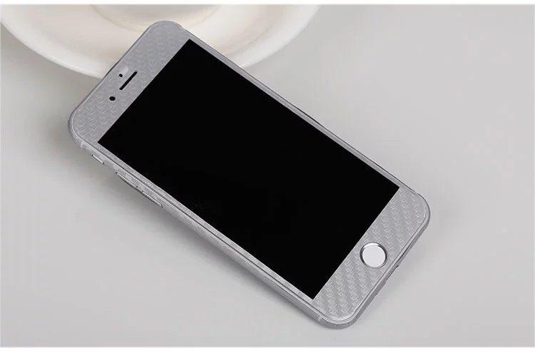 iPhone foil wrap Carbon TPS18 - Foil Wrap Carbon - iPhone 6/6+/6S/6S+/7/7+1