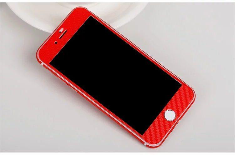 iPhone foil wrap Carbon TPS19 - Foil Wrap Carbon - iPhone 6/6+/6S/6S+/7/7+1