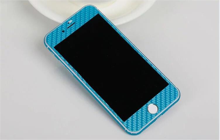 iPhone foil wrap Carbon TPS2 - Foil Wrap Carbon - iPhone 6/6+/6S/6S+/7/7+1
