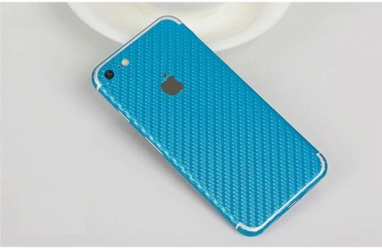 iPhone foil wrap Carbon TPS3 - Foil Wrap Carbon - iPhone 6/6+/6S/6S+/7/7+1
