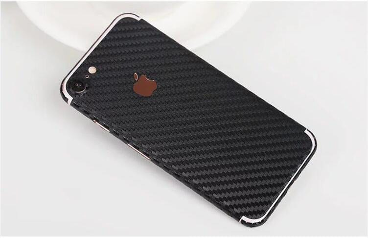 iPhone foil wrap Carbon TPS4 - Foil Wrap Carbon - iPhone 6/6+/6S/6S+/7/7+