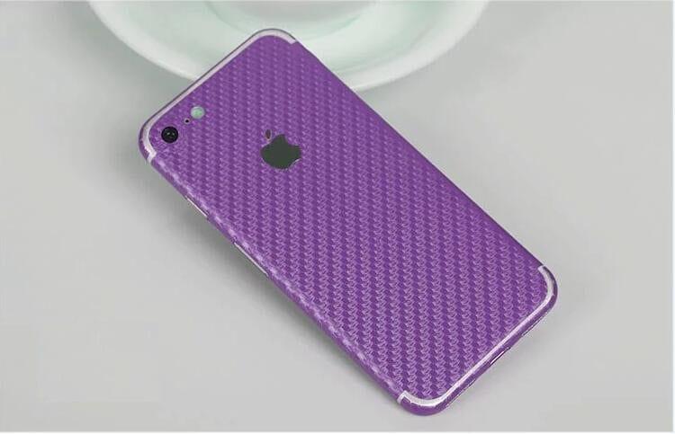 iPhone foil wrap Carbon TPS5 - Foil Wrap Carbon - iPhone 6/6+/6S/6S+/7/7+1