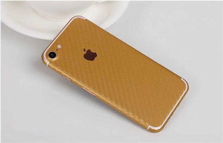 iPhone foil wrap Carbon TPS6 - Foil Wrap Carbon - iPhone 6/6+/6S/6S+/7/7+1