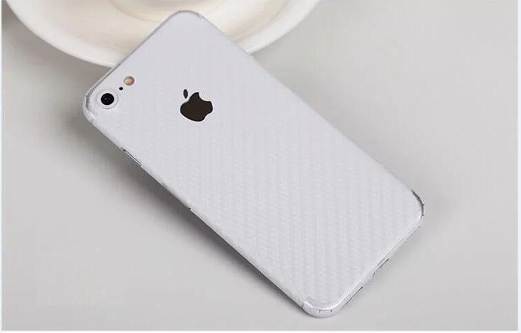 iPhone foil wrap Carbon TPS8 - Foil Wrap Carbon - iPhone 6/6+/6S/6S+/7/7+1