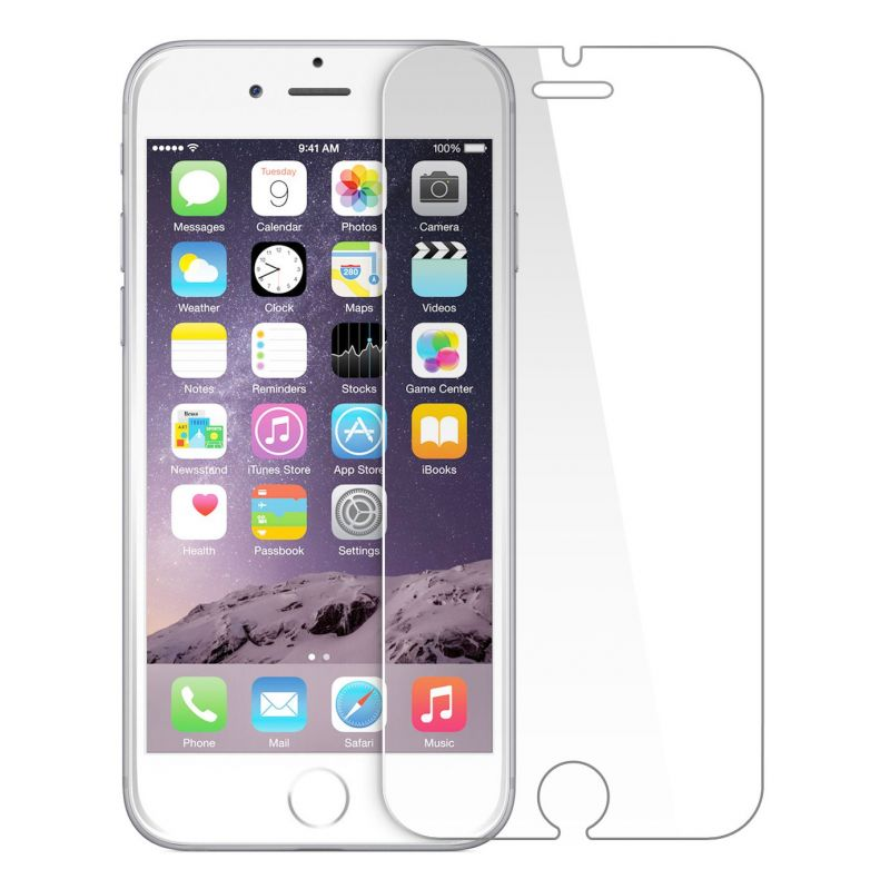 orzly glass screen iphone 6 3 1 54dc351c48158. apple iphone 6 tempered glass screen scratch protector guard - Shop 2
