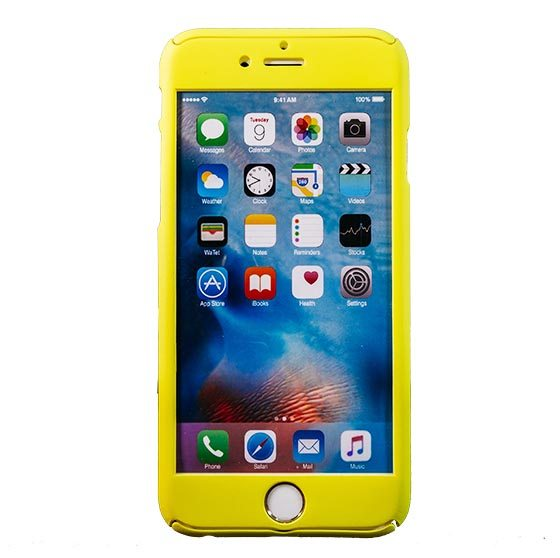 360 Yellow Front
